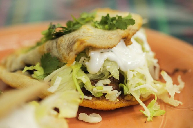 Thumbnail for Finger Licking Tacos And Birria One Can Buy In Birrieria PDX
